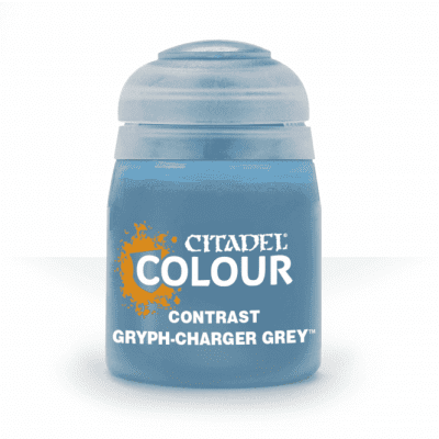 Gryph-Charger Grey Citadel