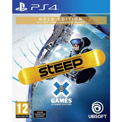 Foto van Steep X Games Gold Edition PS4