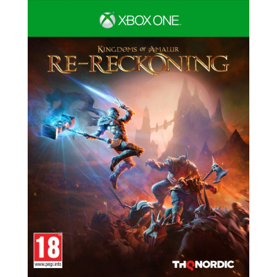 Foto van Kingdoms of Amalur Re-Reckoning XBOX ONE