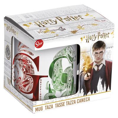 Harry Potter - Houses Mug MERCHANDISE