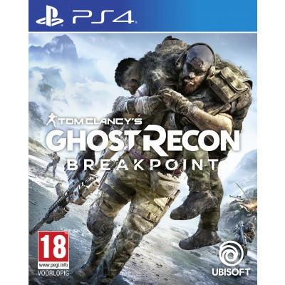 Foto van Tom Clancy's Ghost Recon: Breakpoint PS4
