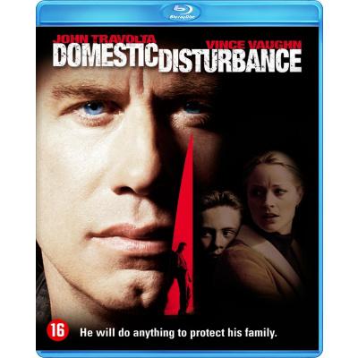 Domestic Disturbance BLU-RAY
