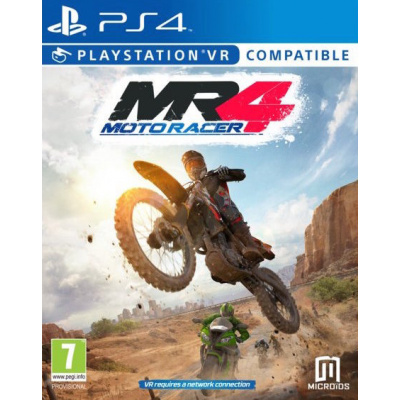 Moto Racer 4 (VR Compatible) PS4