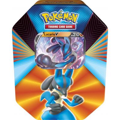 TCG Pokémon Spring V Tin 2021 - Lucario V POKEMON