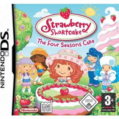 Foto van Strawberry Shortcake The Four Seasons Cake NDS