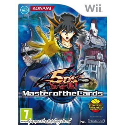 Foto van Yu-Gi-Oh! 5D's Master Of The Cards WII
