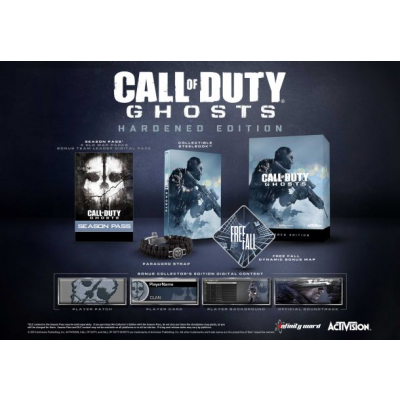 Call Of Duty Ghosts Hardened Edition XBOX 360