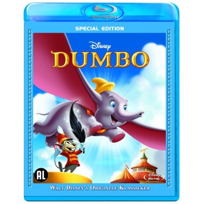 Foto van Dumbo (Dombo) BLU-RAY