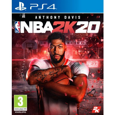 Foto van NBA Basketball 2K20 PS4