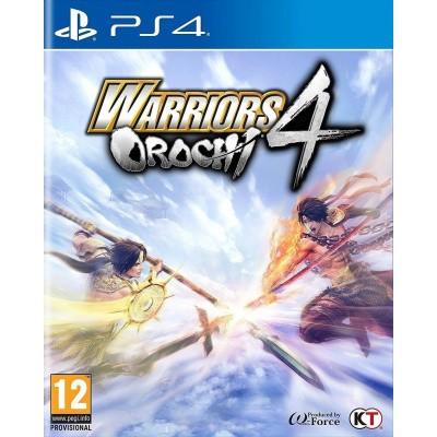 Foto van Warriors Orochi 4 PS4