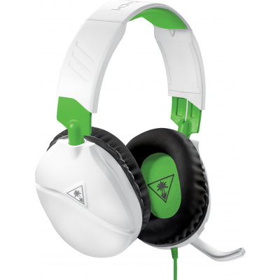 Foto van Turtle Beach Ear Force Recon 70X Gaming Headset (Wit)(Xbox One/Xbox One X) XBOX ONE