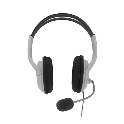 Foto van Premium Xbox360 Headset for Live Communication Headphones with Microphone XBOX 360