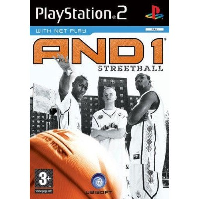 And 1 Streetball PS2