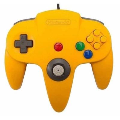 Foto van Nintendo Controller Geel N64