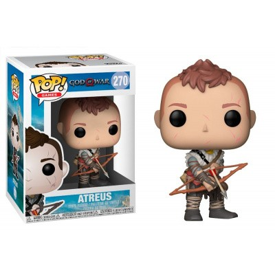 Foto van Pop! Games: God Of War - Atreus FUNKO
