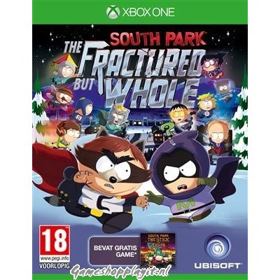 Foto van South Park The Fractured But Whole
