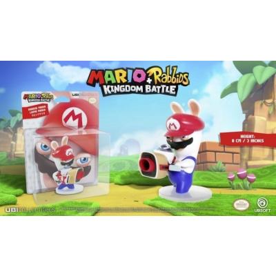 Mario + Rabbids Kingdom Battle - Rabbid Mario 3 Inch Figure MERCHANDISE