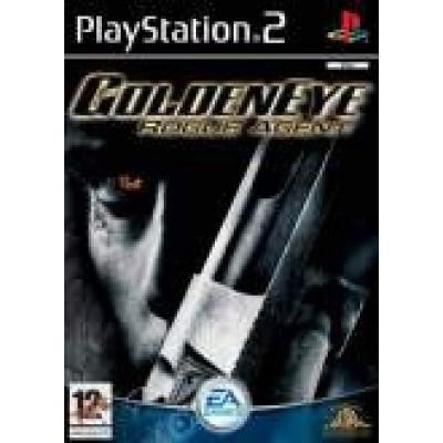 Golden Eye: Rogue Agent PS2