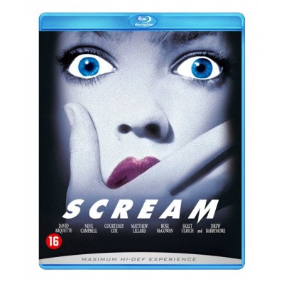 Scream BLU-RAY MOVIE