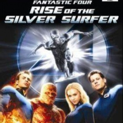 Foto van Fantastic Four: Rise Of The Silver PS2