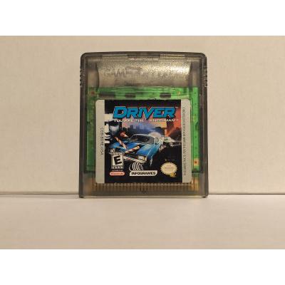 Foto van Driver GBC LOSSE GAME