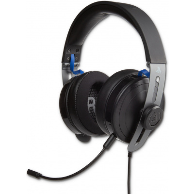 PowerA Fusion Pro Wired Gaming Headset (Black) PS4