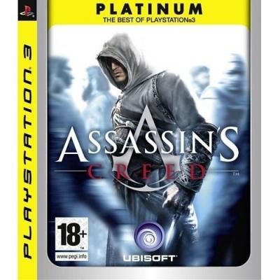 Foto van Assassin's Creed (Platinum) PS3