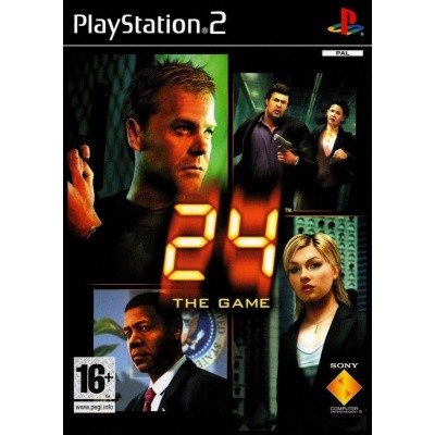 24: The Game PS2
