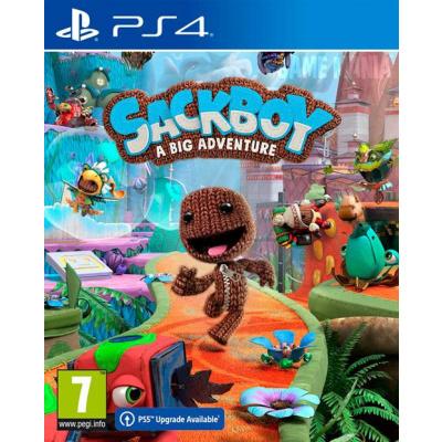 Foto van Sackboy A Big Adventure PS4