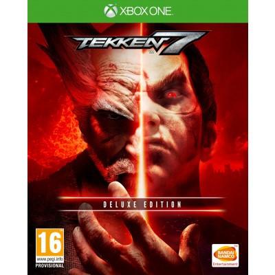 Foto van Tekken 7 (Deluxe Edition) Xbox One
