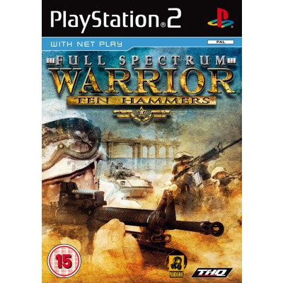Foto van Full Spectrum Warrior: Ten Hammers PS2