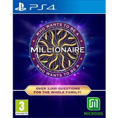 Foto van Who Wants To Be A Millionaire PS4