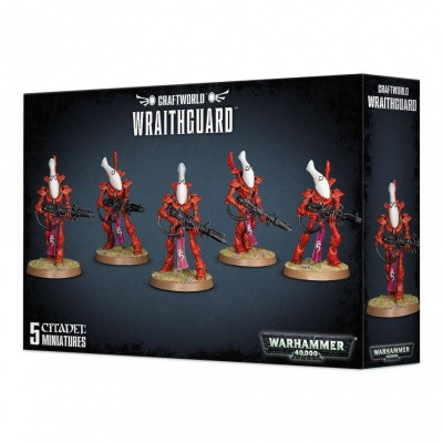 Craftworlds Wraithguard WARHAMMER 40K