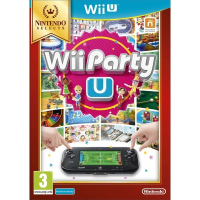 Wii Party U (Selects) Wii U