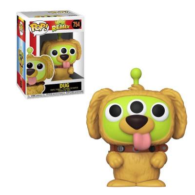 Pop! Disney Pixar: Toy Story Alien remix - Dug FUNKO