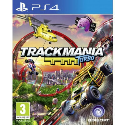 Foto van Trackmania Turbo PS4