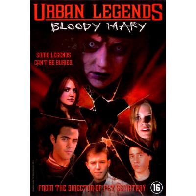 Foto van Urban Legends Bloody Mary DVD