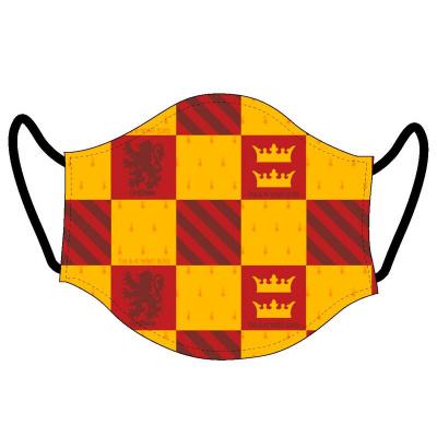 Harry Potter: Gryffindor Reusable Adult Face Mask MERCHANDISE
