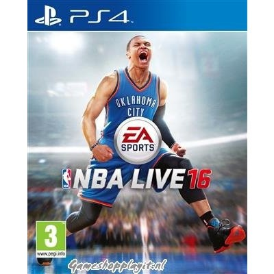 Foto van Nba Live 16 PS4