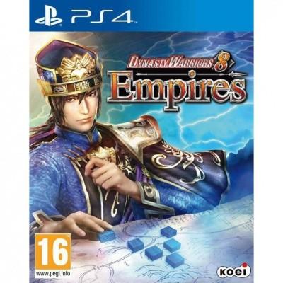 Foto van Dynasty Warriors 8 Empires PS4