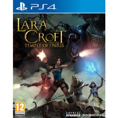 Foto van Lara Croft And The Temple Of Osiris - Gold Edition PS4