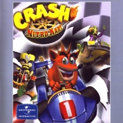 Foto van Crash Nitro Kart PS2