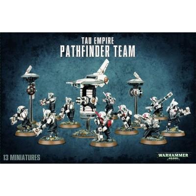 Tau Empire Pathfinder Team WARHAMMER 40K
