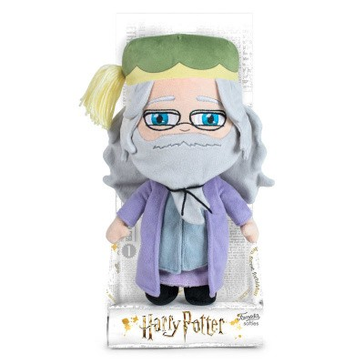 Foto van Harry Potter - Professor Dumbledore pluche in box 20 cm PLUCHE