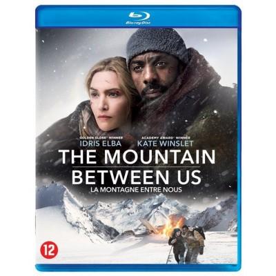 Foto van The Mountain Between Us BLU-RAY