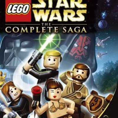Foto van Lego Star Wars The Complete Saga