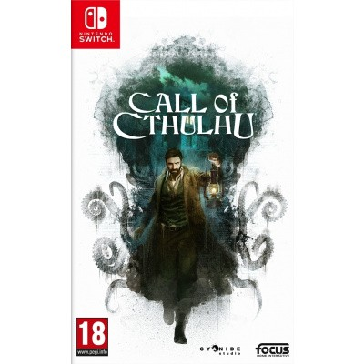 Foto van Call of Cthulhu Nintendo Switch