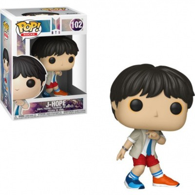 Foto van Pop! Rocks: BTS - J-Hope FUNKO