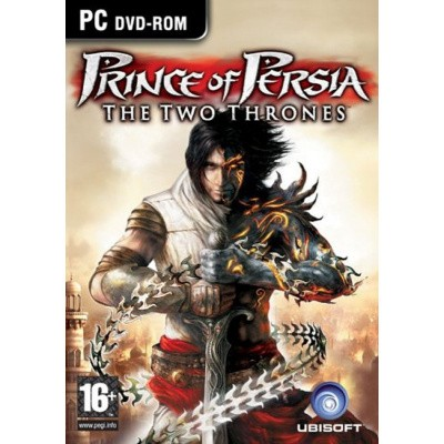 Foto van Prince Of Persia The Two Thrones (Ubisoft Exclusive) PC