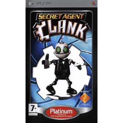Foto van Secret Agent Clank (Platinum) PSP